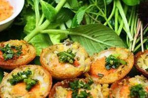 Hương vị độc đáo trong món bánh khọt dân dã ở phố biển Vũng Tàu