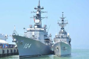 Tàu Lực lượng bảo vệ bờ biển Nhật Bản - Kojima thăm Đà Nẵng