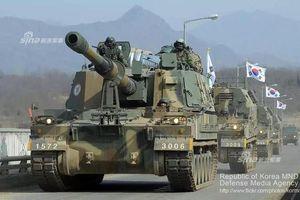 Hàn Quốc trúng đậm, pháo tự hành K9 'đắt hàng như tôm tươi'