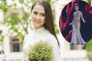 Chân dung 10X có dáng catwalk kì cục tại Hoa hậu Việt Nam 2018