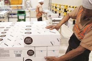 Cú hích Nestlé trong thị trường cà phê viên nén