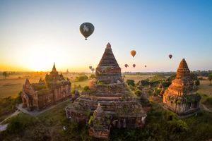 Bagan là miền cổ tích ở Myanmar cho những tín đồ du lịch thỏa sức khám phá