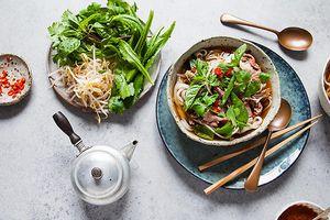 Cư dân mạng thế giới bình chọn Phở Việt Nam là món ăn truyền thống ngon nhất