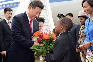 Trung Quốc tìm kiếm ủng hộ tại BRICS giữa cuộc chiến thương mại