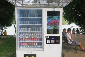 Hà Nội sẽ vận hành khoảng 1.000 máy bán hàng tự động vào năm 2020