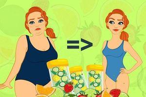 Detox giảm cân: Tác dụng thật và những lầm tưởng