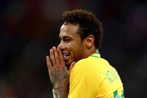 Neymar - giải 'The Best' không có chỗ cho sự õng ẹo