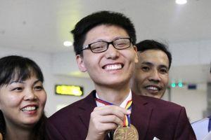 Thí sinh đoạt giải Olympic Quốc tế được tuyển thẳng vào Đại học Khoa học tự nhiên