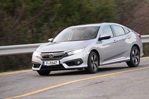 Honda Civic 2018 động cơ mới giá từ 573 triệu đồng