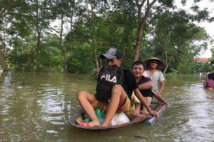 Người dân nơi rốn lũ ở Hà Nội: 'Mất hết rồi'