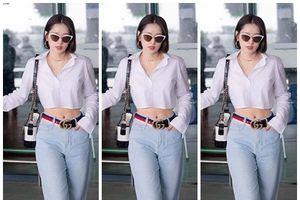 Vì sao hot girl Việt chuộng mốt Crop-top cho trang phục hè 2018?