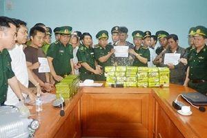 Phó Thủ tướng biểu dương các lực luợng triệt phá đường dây ma túy 'khủng' tại Hà Tĩnh