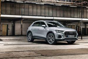 Lộ diện Audi Q3 2019, to hơn, mạnh hơn