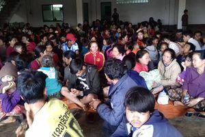 Vỡ đập thủy điện ở Lào: Tìm thấy 19 thi thể, vẫn còn hơn 3.000 người cần được giải cứu