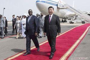 Trung Quốc đẩy mạnh hành động chiến lược Trung Đông và châu Phi