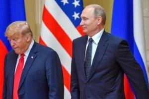 Ông Trump hoãn gặp thượng đỉnh lần 2 với ông Putin