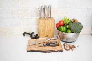 Bí quyết dùng dao đúng chuẩn như đầu bếp