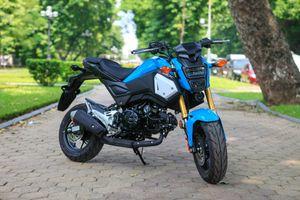 Chi tiết Honda MSX 125 cc 2018 nhập Thái với giá bán 49,9 triệu đồng