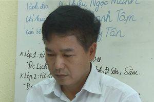 Khởi tố PGĐ Sở GD&ĐT Sơn La liên quan vụ gian lận điểm thi tốt nghiệp