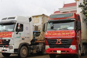 Hoàng Anh Gia Lai cứu trợ khẩn cấp cho vùng bị vỡ đập thủy điện tại Lào