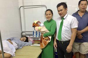 Thêm 2 em bé được sinh ra an toàn trên xe ta-xi Mai Linh