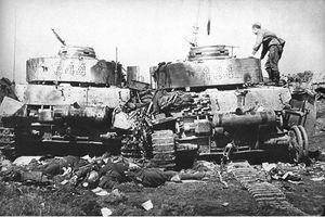 Đẫm máu cuộc 'đổ bộ D-Day' Hồng quân Liên Xô ở Mặt trận phía Đông