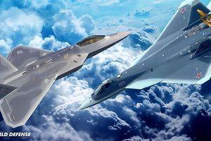 Su-57 – F-22: Kỳ phùng địch thủ
