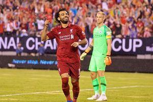 Salah-Mane giúp Liverpool ngược dòng đánh bại Man City kịch tính