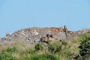Bà Rịa - Vũng Tàu: Quyết liệt bảo vệ tài nguyên khoáng sản