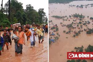 Tiết lộ cuộc chạy đua với thời gian của các kỹ sư 1 ngày trước khi vỡ đập thủy điện ở Lào