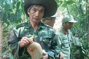 Cựu binh Trung đoàn Mũ sắt đi tìm đồng đội