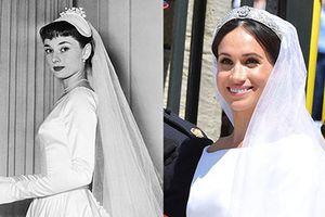 Sự tương đồng trong thời trang của Công nương Meghan và Audrey Hepburn