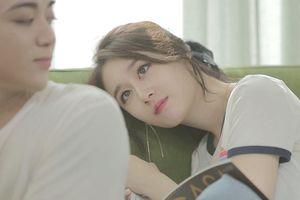 Jiyeon (T-ara) chủ động diễn cảnh tình cảm với Soobin Hoàng Sơn