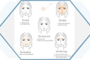 3 cách đơn giản để xác định da bạn thuộc loại da nào