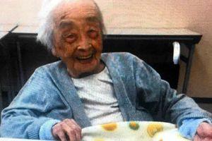 Cụ bà thọ nhất Nhật Bản qua đời
