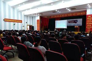 Tổ chức tập huấn văn bản quy phạm pháp luật về ATTP cho các chủ bếp ăn tập thể tại Ninh Thuận