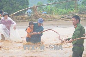 Thủ tướng Campuchia gửi Thư thăm hỏi về tình hình mưa lũ