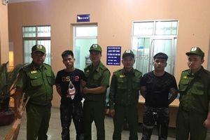 Hà Nội: Nổ súng trấn áp 50 đối tượng mang hung khí giải quyết mâu thuẫn