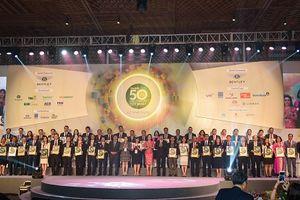 Tổng lợi nhuận 50 công ty niêm yết tốt nhất Việt Nam đạt 106.949 tỉ đồng