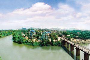 Thái Nguyên: Công bố hợp đồng dự án BT kè đê gần 1.500 tỷ đồng