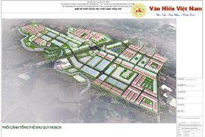 Vĩnh Phúc: Dự án chợ đầu mối và Khu đô thị thương mại Vĩnh Tường, góp phần thúc đẩy kinh tế phát triển