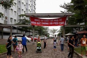 Cư dân tại Ehome 3 khiếu nại Bất động sản Nam Long vi phạm hợp đồng
