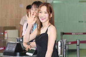 Xuất hiện cùng dàn sao SM, Taeyeon (SNSD) bị chê mặc nhầm váy bầu
