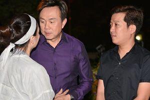 Trường Giang, Đàm Vĩnh Hưng đến tiễn đưa Thanh Hoàng lần cuối