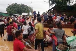 Vỡ đập thủy điện Lào: Nghi vấn 'chất lượng thi công kém'