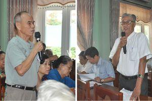 Đà Nẵng đề nghị cử tri tham gia giám sát công tác cán bộ của thành phố