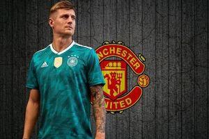 Chuyển nhượng bóng đá mới nhất: MU kí nhanh hợp đồng với sao Real