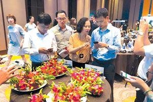 Khi trái cây Việt Nam được 'phủ sóng' công nghệ blockchain