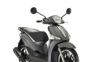 Thị trường xe máy Việt: Bảng giá lăn bánh thực tế của xe ga Piaggio Liberty 125 mới