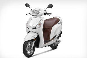 Honda ra mắt xe tay ga giá rẻ cho phái đẹp